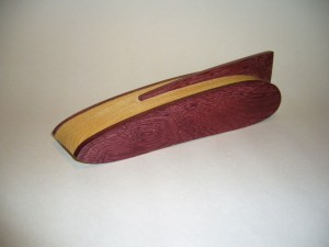 Ash and Bloodwood Box